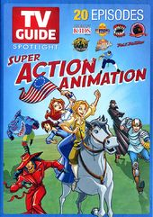 TV Guide Spotlight: Super Action Animation (2-DVD)