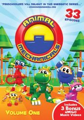 Animal Mechanicals, Volume 1 (3-DVD)