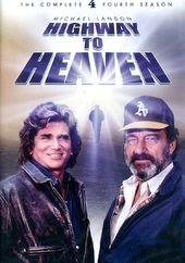 Highway to Heaven - Complete Season 4 (5-DVD)