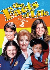 Facts of Life - Season 2 (2-DVD)