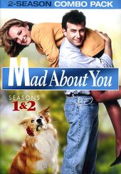 Mad About You - Seasons 1 & 2 (4-DVD)