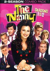 The Nanny - Season 1 & 2 (4-DVD)