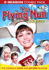 The Flying Nun - Seasons 1 & 2 (5-DVD)