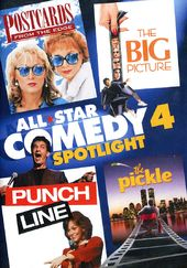All-Star Comedy Spotlight: Punchline / Postcards