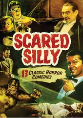 Scared Silly: 13 Classic Horror Comedies (3-DVD)