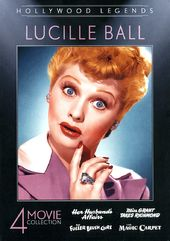 Hollywood Legends: Lucille Ball (Her Husband's