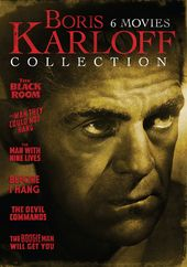 Boris Karloff Collection (The Black Room / The