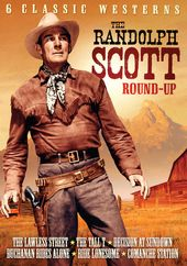 The Randolph Scott Round-Up, Volume 1: 6 Classic
