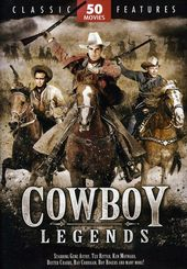 Cowboy Legends: 50-Movie Collection (12-DVD)
