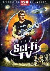 Classic Sci-Fi TV: 150 Episode Collection (12-DVD)