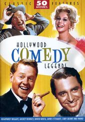 Hollywood Comedy Legends: 50 Movie Collection