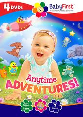 Baby First - Anytime Adventures (4-DVD)