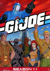 G.I. Joe - Season 1, Part 1 (4-DVD)