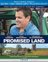 Promised Land (Blu-ray + DVD)
