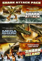 Shark Attack Pack (2-Headed Shark Attack / Mega