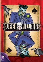 Supervillains: The Joker's Last Laugh (2-DVD)