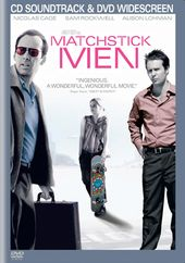 Matchstick Men (DVD + CD)