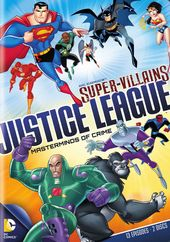 DC Supervillains - Justice League: Masterminds of