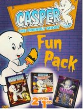 Casper the Friendly Ghost Fun Pack (2-DVD + CD)