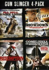 Gun Slinger 4-Pack (All Hell Broke Loose / The