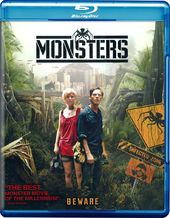 Monsters (Blu-ray, Canadian)