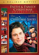 Faith & Family Christmas Collection Movie 6 Pack