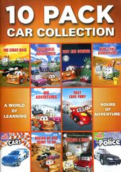 10 Pack Car Collection