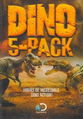Discovery Channel - Dino 5-Pack
