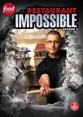 Restaurant Impossible - Season 3 (3-DVD)