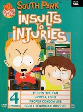 South Park - Insults to Injuries: 4 Episode