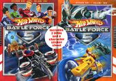 Hot Wheels Battle Force - Season 1, Volume 1 & 2