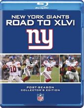 NFL - New York Giants: Road to XLVI (Blu-ray)