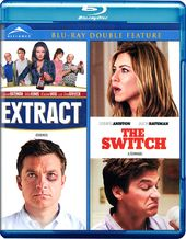 Extract / The Switch (Blu-ray)