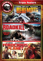 Behemoth / Roadkill / Ferocious Planet (3-DVD)