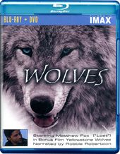 IMAX - Wolves (Blu-ray + DVD)