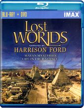IMAX: Lost Worlds (Blu-ray + DVD)