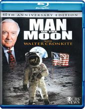Man on the Moon with Walter Cronkite (Blu-ray)