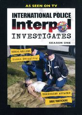 Interpol Investigates - Season 1 (4-DVD)