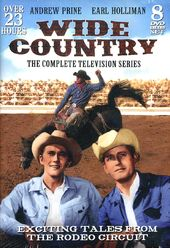 Wide Country - Complete Series (8-DVD)