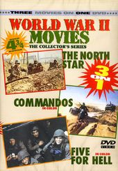 The North Star / Commandos / Five for Hell