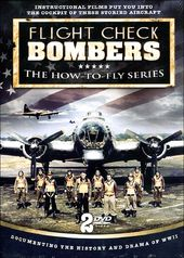 WWII - Flight Check Bombers: The How-To-Fly
