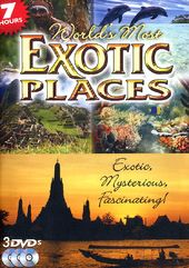 World's Most Exotic Places (3-DVD)