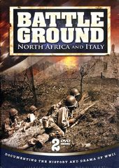 WWII - Battle Ground: North Africa & Italy (2-DVD)