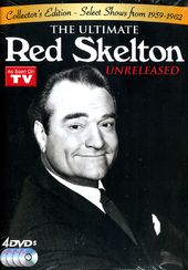 Red Skelton - Unreleased - Volumes 1-4 (4-DVD)