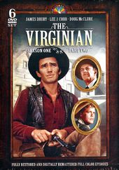 The Virginian - Season 1, Part 2 (6-DVD)