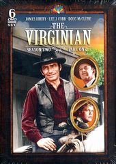 The Virginian - Season 2, Part 1 (6-DVD)