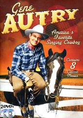 Gene Autry - America's Favorite Singing Cowboy