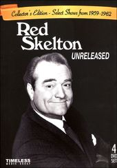 Red Skelton - Unreleased (4-DVD)