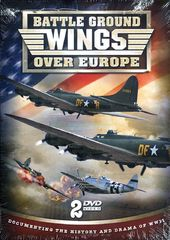 WWII - Battle Ground: Wings Over Europe (2-DVD)