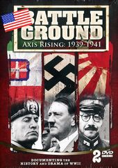 WWII - Battle Ground: Axis Rising, 1939-1941